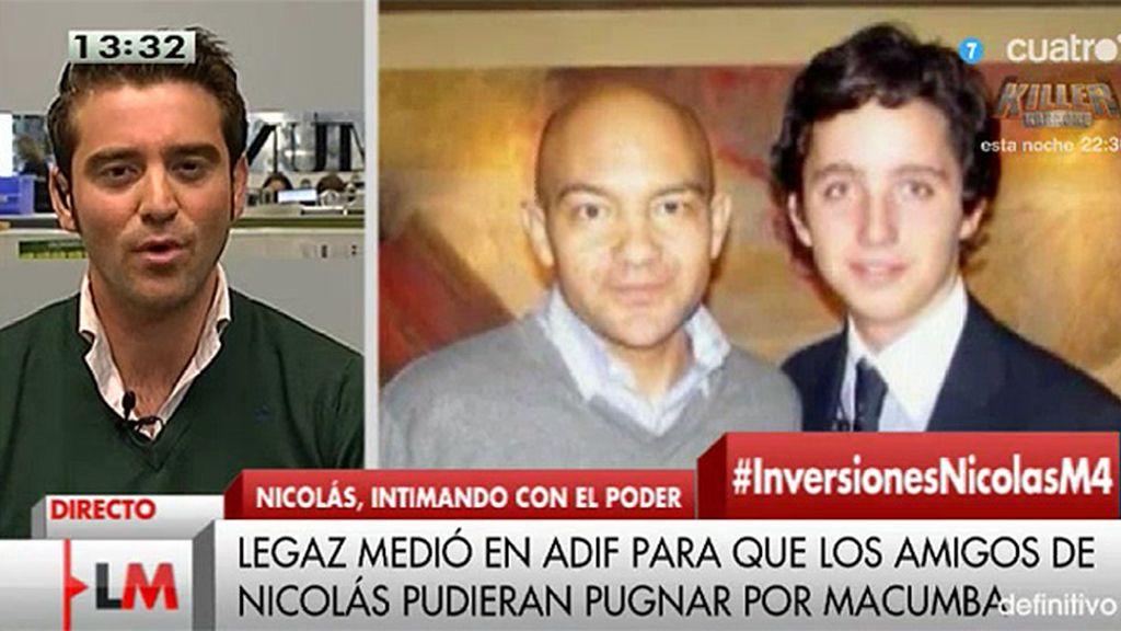 """Javier Negre, sobre García - Legaz: """"Su credibilidad está por los suelos"""""""