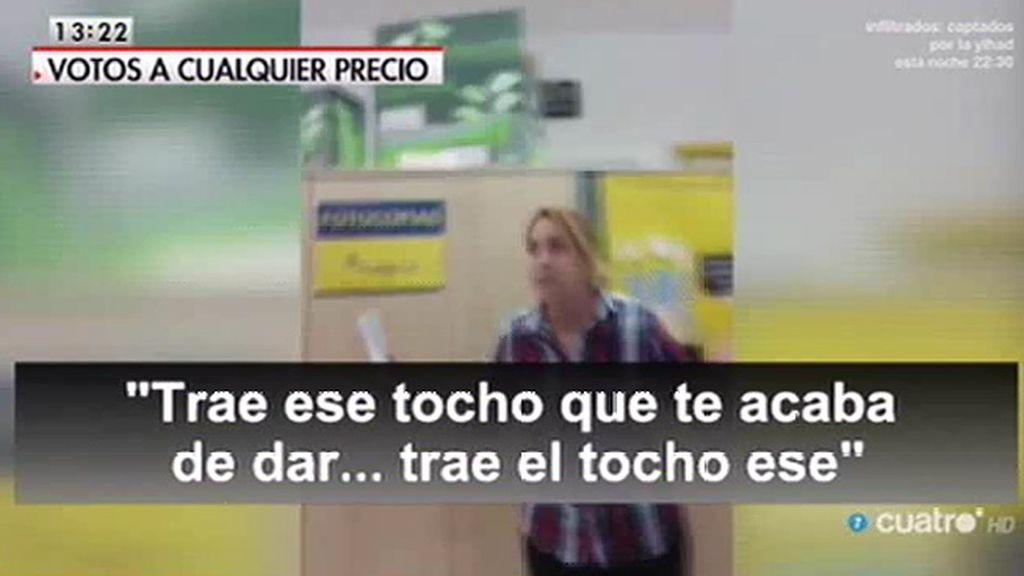 Denuncian presunta compra de votos en Melilla