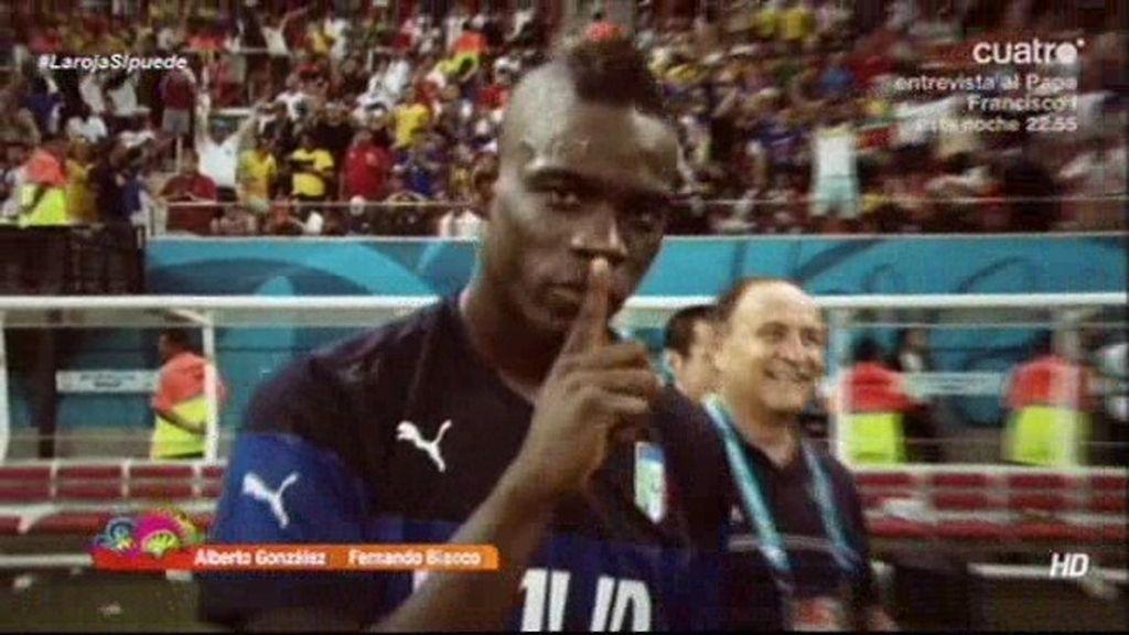Italia cambia el catenacho por el toque para ganar a Inglaterra