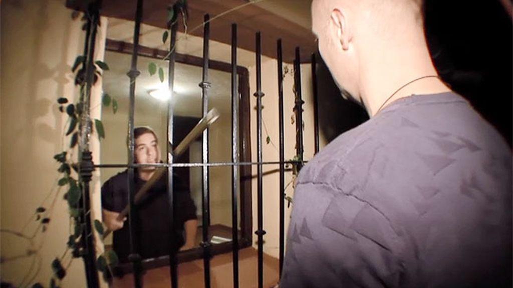 """Diego, a Pedro García Aguado: """"Como salga de aquí te voy a reventar a palos"""""""