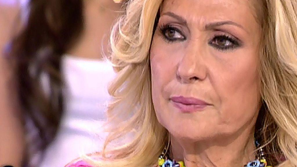 """Rosa Benito, sobre Rocío Jurado: """"Mi cuñada fue inmensamente feliz con su familia"""""""