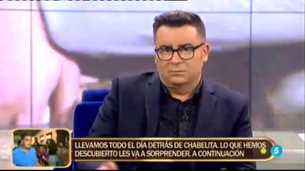 "J. J. Vázquez: ""Kiko Rivera no fue al plató porque no se llegó a un acuerdo económico"""