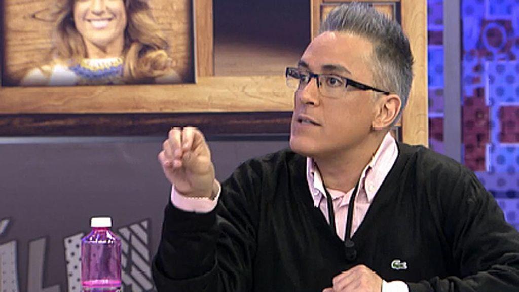"Kiko Hernández, sobre Kiko Matamoros: ""Me siento un poco vendido"""