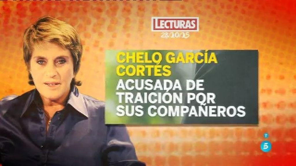 Continúa el desencuentro entre Bárbara Rey y Chelo Gª Cortés