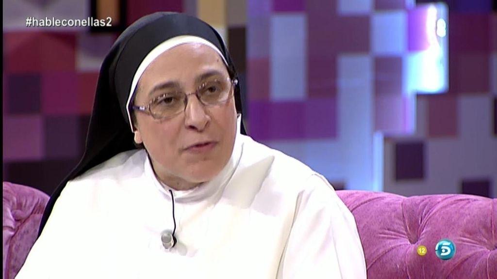 """Lucía Caram: """"Hay que abrir las ventanas para que salga la porquería de la Iglesia"""""""
