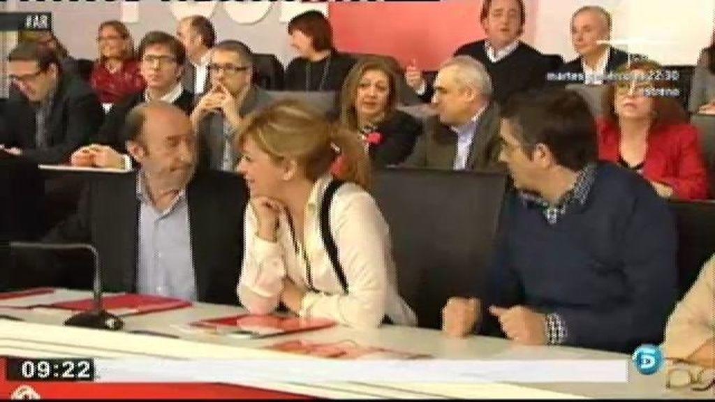 En noviembre habrá primarias abiertas en el PSOE