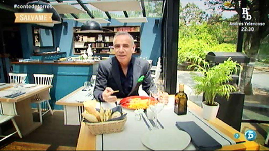 Joaquín Torres nos muestra el restaurante Cabaña Marconi