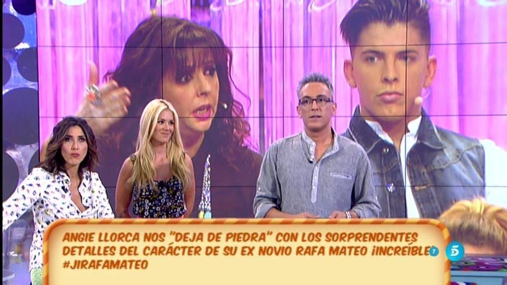 """Kiko H.: """"La actitud de Mª Luisa y de Rafa es la de boicotear el 'Sálvame Deluxe'"""