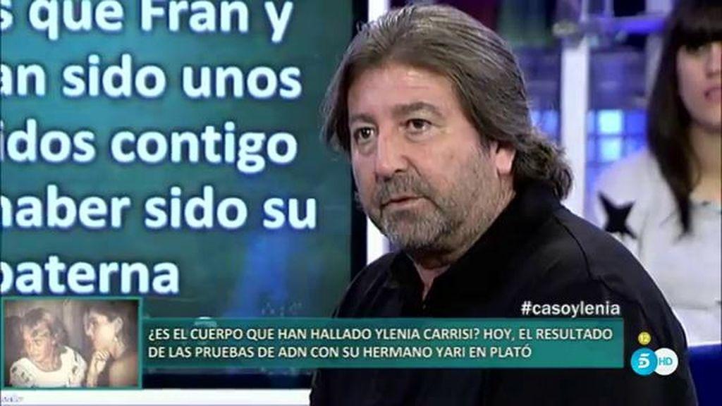 """María Patiño, a Julián padre: """"Eras el topo que filtraba la información a la prensa"""""""