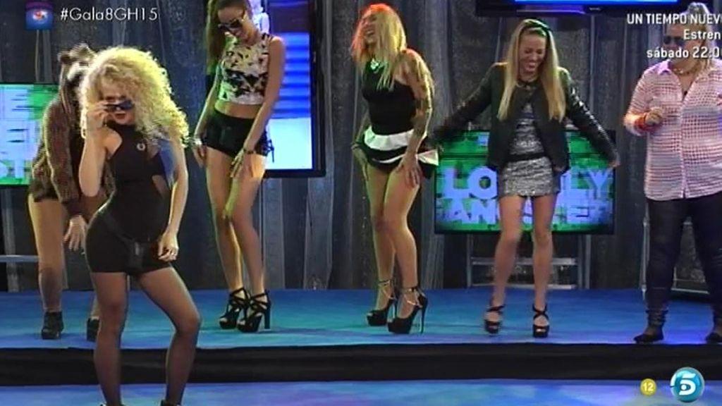¡Los concursantes tiran de dotes de baile para llevarse la prueba semanal!