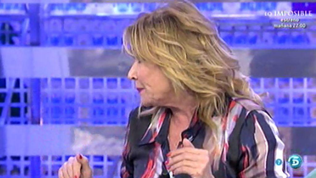 """Mila: """"Techi está diciendo que su relación con Alberto Isla no es del todo buena"""""""