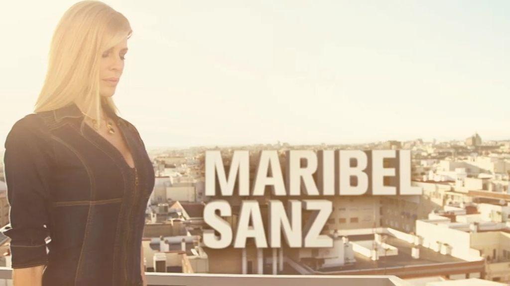 """Maribel Sanz: """"En este programa he llegado a perder el conocimiento"""""""