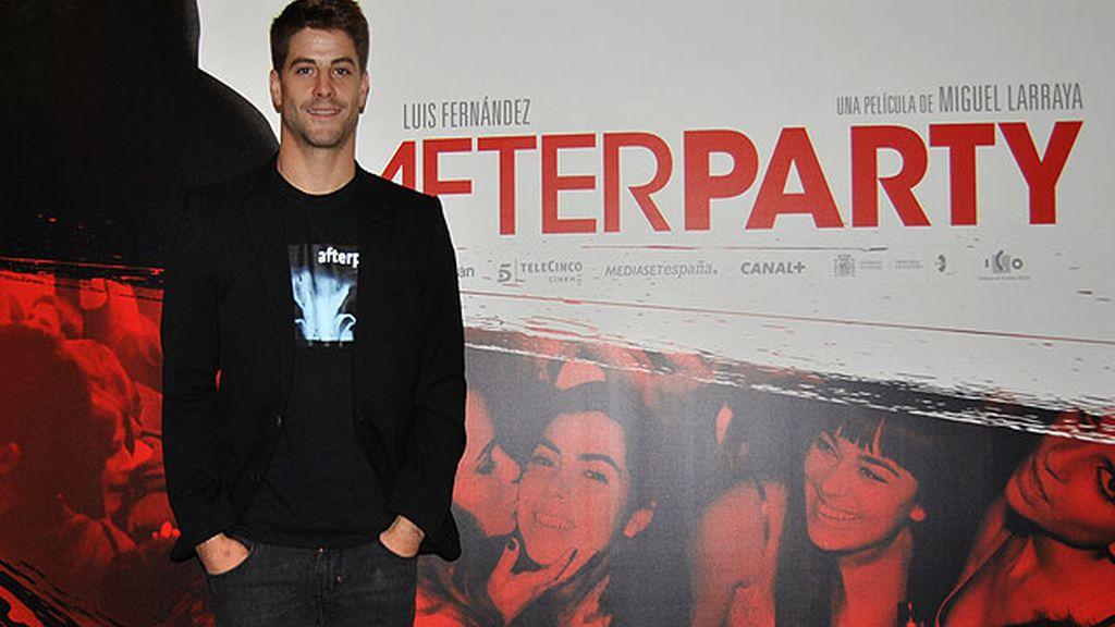 """Luis Fernández: """"Afterparty' es una película de miedo para adolescentes"""""""