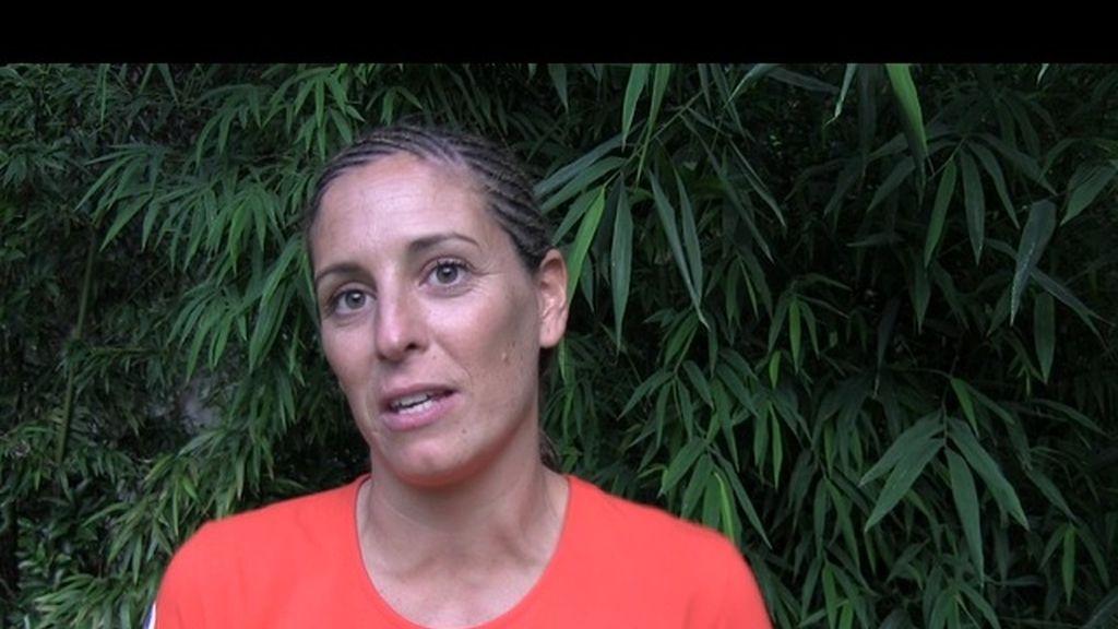 Rebeca habla tras su eliminación