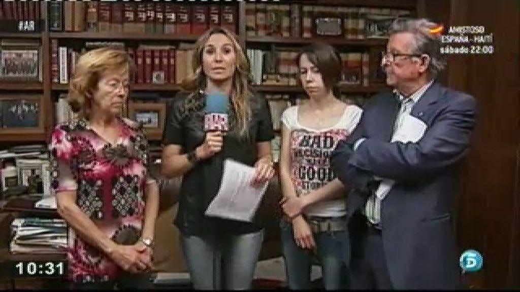 Mari Carmen está a punto de entrar en prisión por quemar al violador de su hija