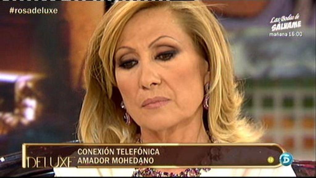 Amador Mohedano se enfrenta a Jorge Javier