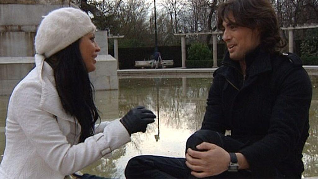Reche y Raquel (14/03/11)