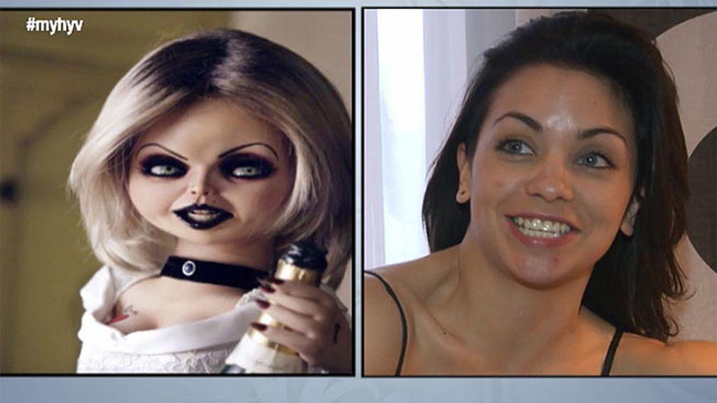 """Maggie: """"Se dice que Daiana es la novia de Chucky"""""""