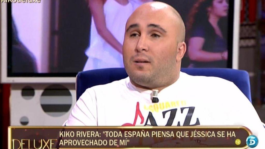 """Kiko Rivera: """"Llevo tres semanas sin saber nada de mi hijo"""""""