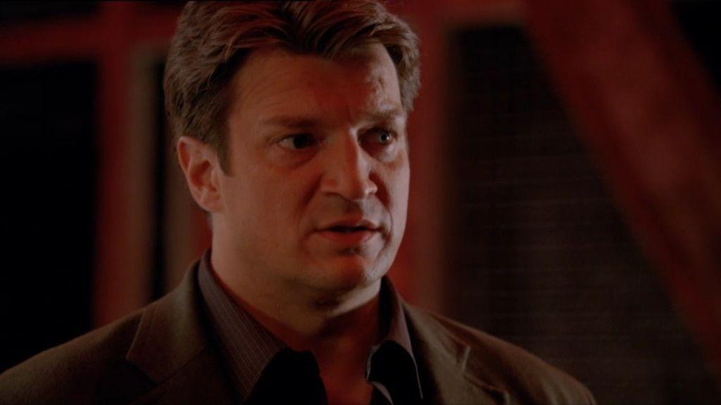 """Castle: """"¿Asesinado en el baño de chicas? Ahora entiendo lo de 'universitarias a lo loco'"""""""