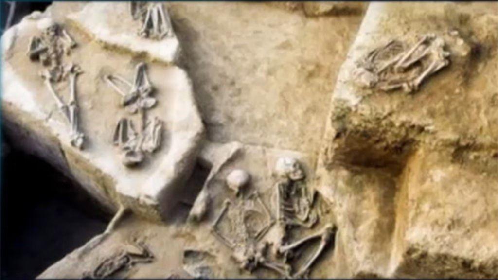 El templo de los cien decapitados