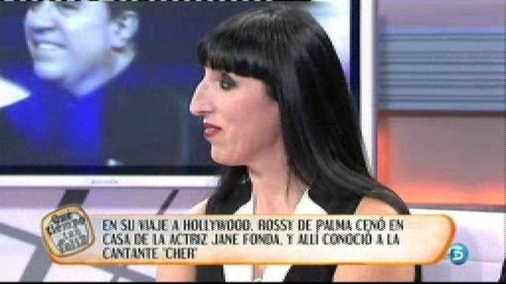 Rossi de Palma, invitada en '¡QTTF'!
