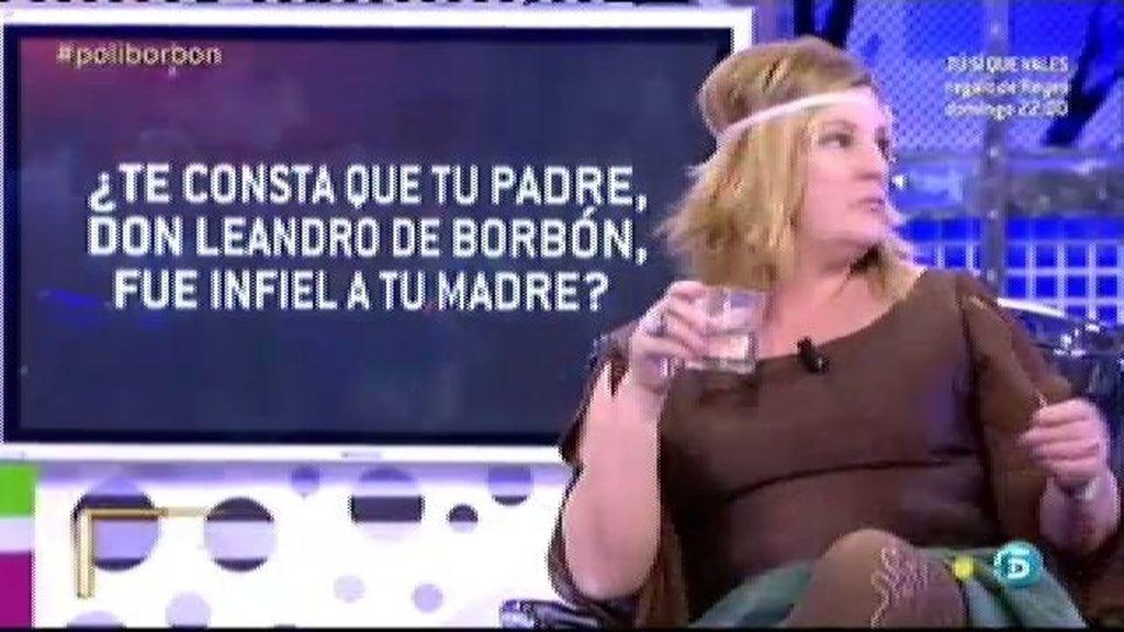 Don Leandro fue infiel a la madre de Blanca, según el 'polideluxe'