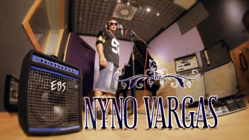 Nyno Vargas, gitano y rapero