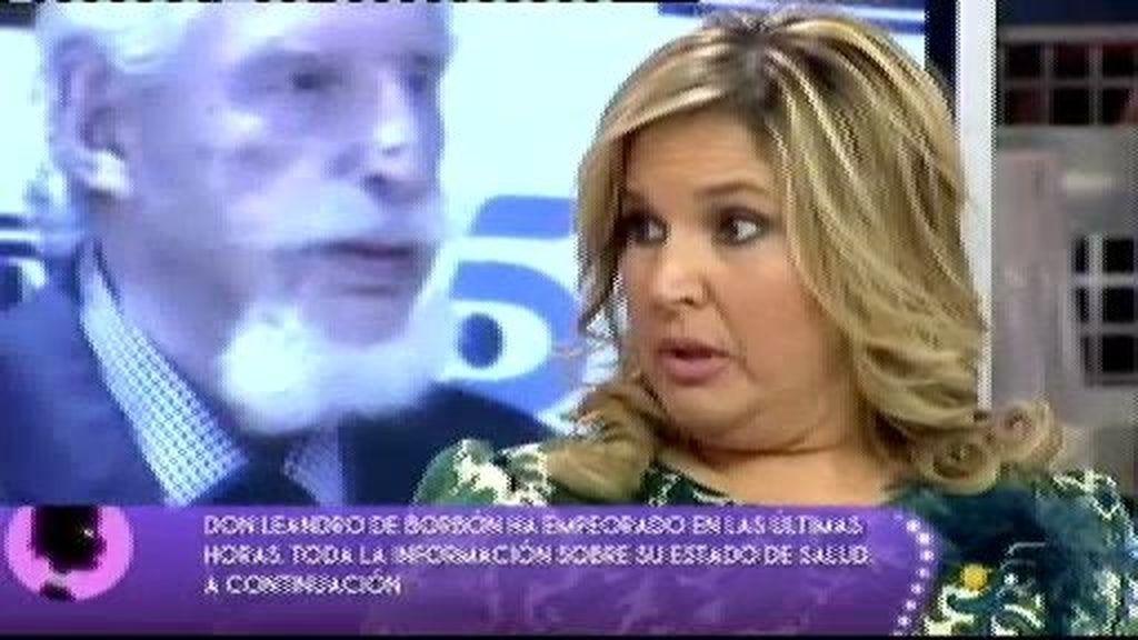 Empeora el estado de salud de Don Leandro de Borbón