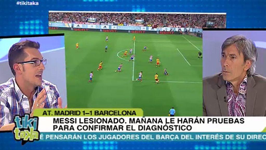 """Látigo: """"El Barcelona no ha hecho una pretemporada, ha hecho Callejeros viajeros"""""""