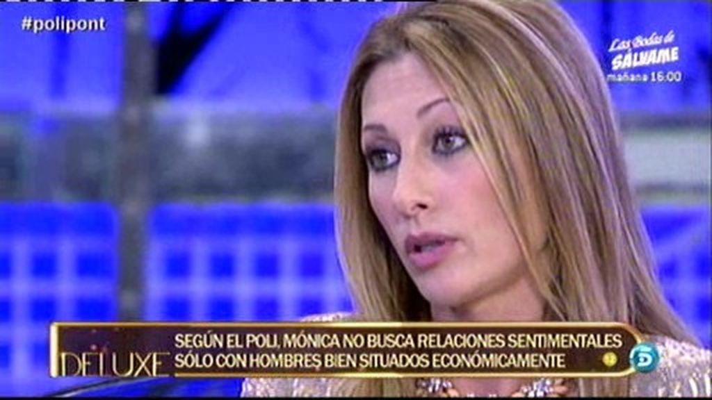 Mónica Pont llamaba a la prensa para que la pillasen con sus parejas