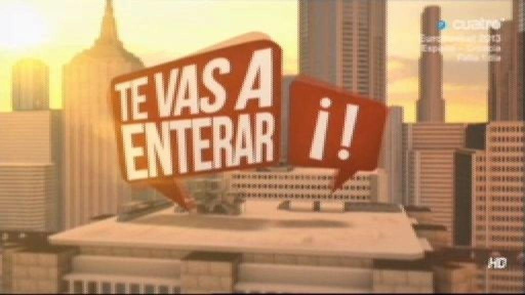 'Te vas a enterar' (03/09/13)