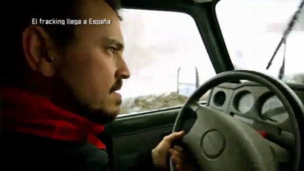 Espinosa de los monteros, a la cabeza del 'Fracking'