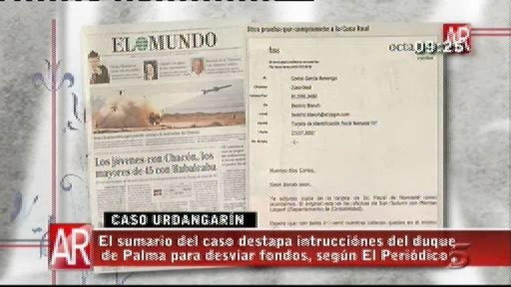 """El abogado de Urdangarín: """"No creo a la prensa, sólo creo al Duque de Palma"""""""