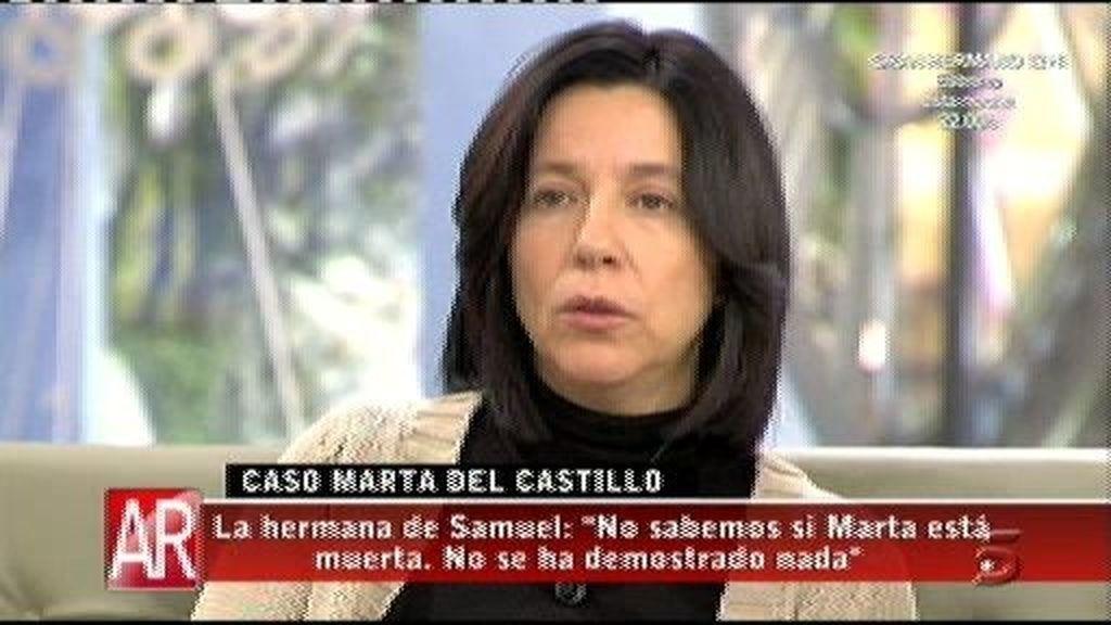 """Eva Casanueva: """"Lo que más me ha dolido es que no han sido lógicos"""""""