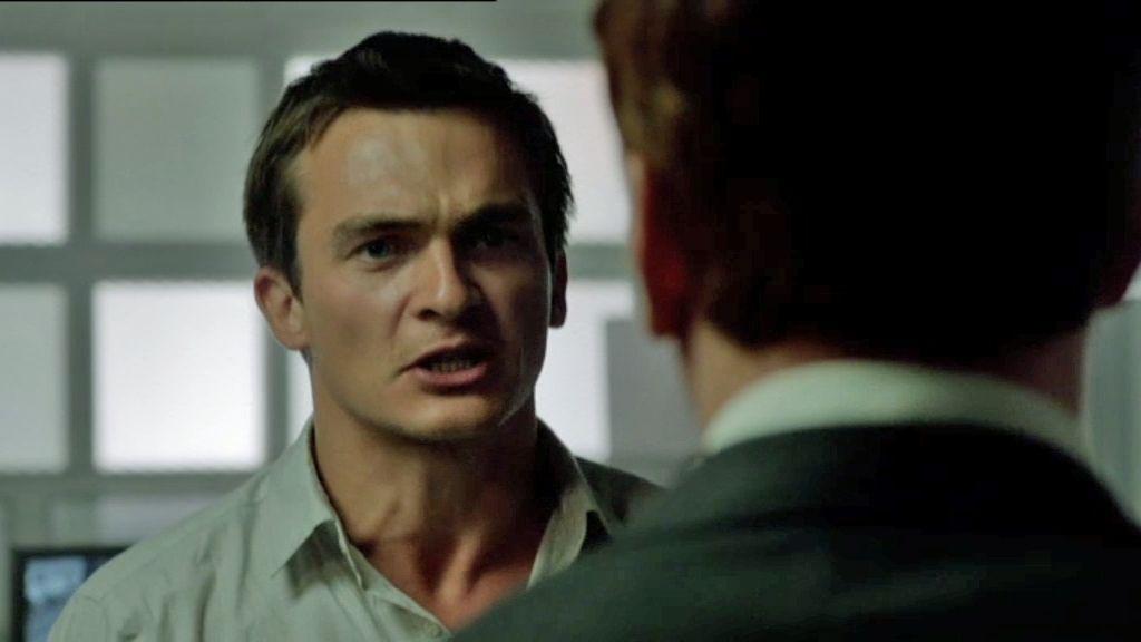 "Quinn, sobre Brody: ""Ese tío es un mentiroso patológico"""