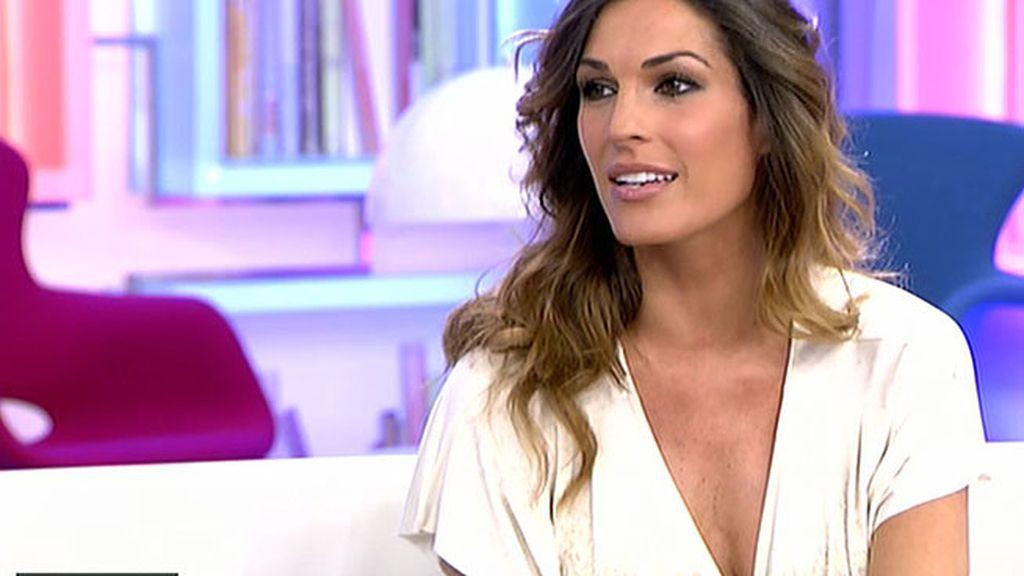 """Verónica Hidalgo: """"Edu es un chico estupendo y hemos hecho una amistad increíble"""""""