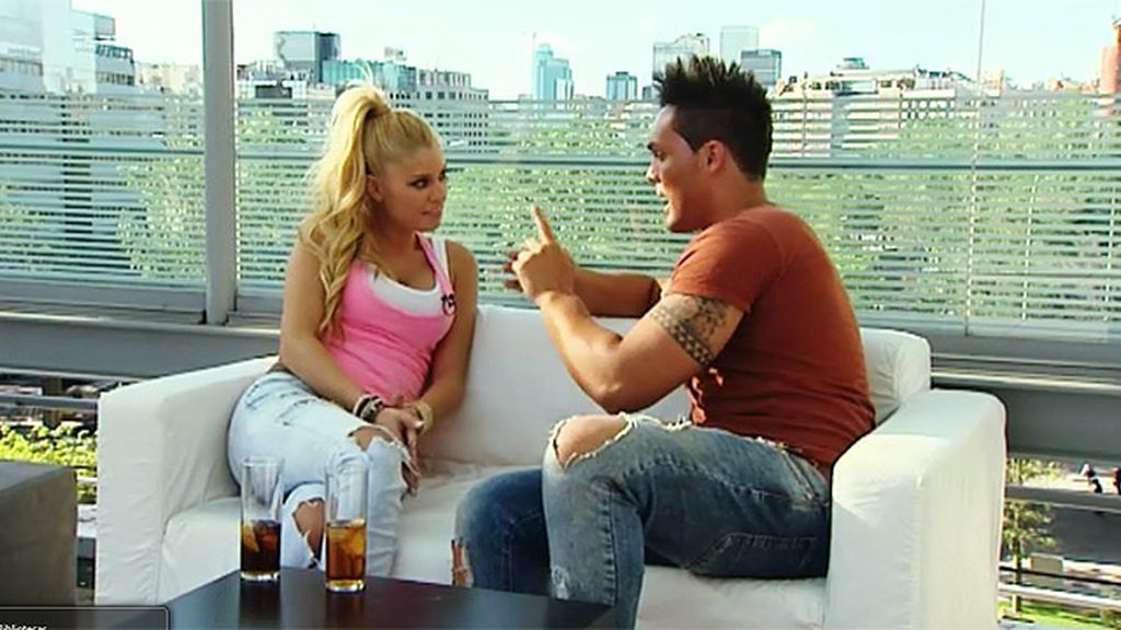 Cita Ainhoa y Alberto (01/06/12)