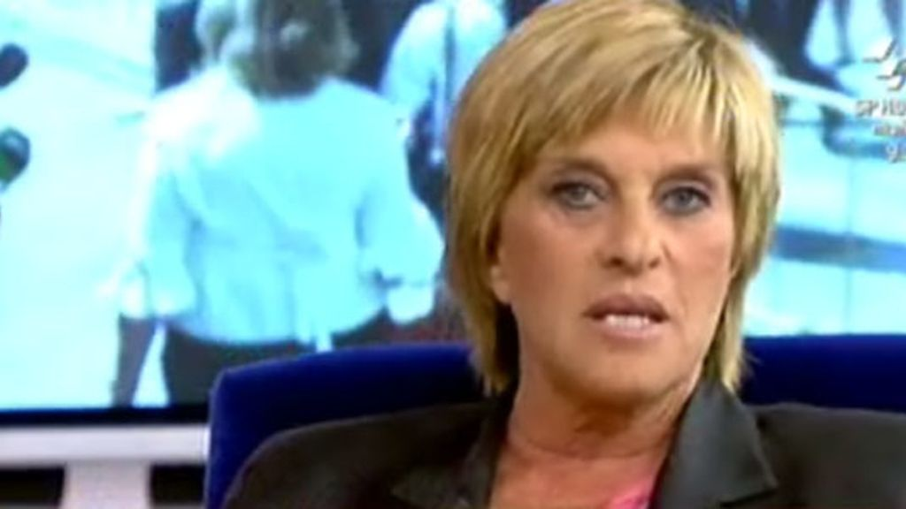 """Chelo Gª Cortés: """"Mentí a Isabel y eso fue lo que le molestó"""""""