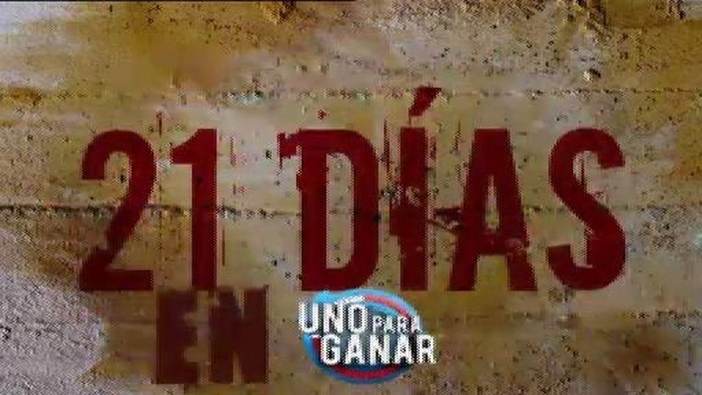 '21 Días' en 'El Campamento' de 'Uno para ganar'