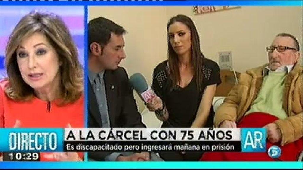 """Jorge Albertini: """"Ramiro cumple todos los recursos para suspender la pena"""""""