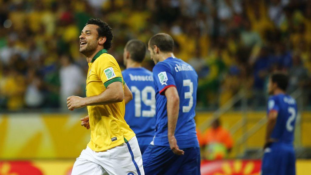 Gol: Italia 2-4 Brasil (min.89)