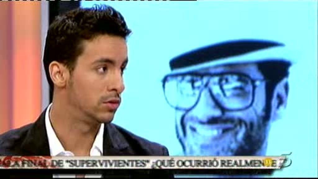 Fede, el ex de Víctor Sandoval