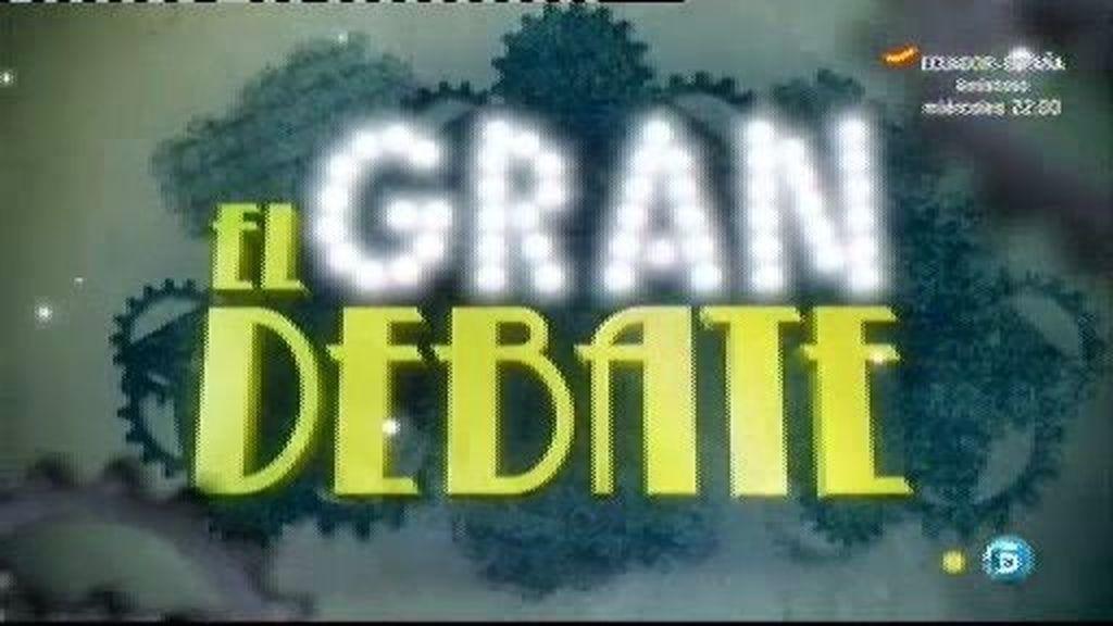 El Gran Debate (10/08/2013)
