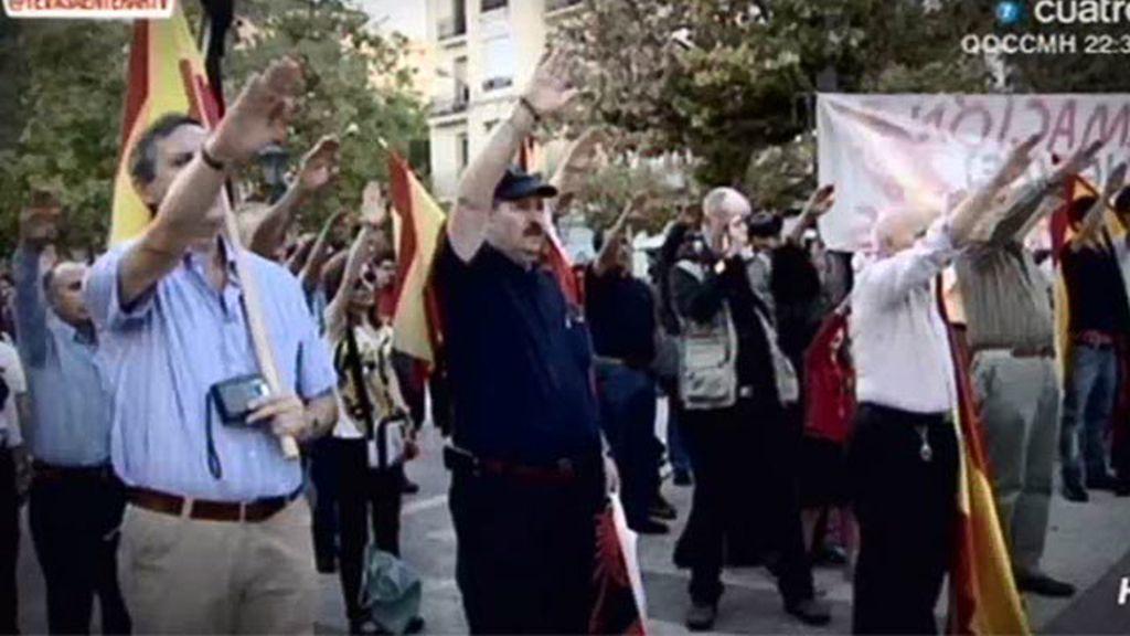 Así se organiza la extrema derecha en España
