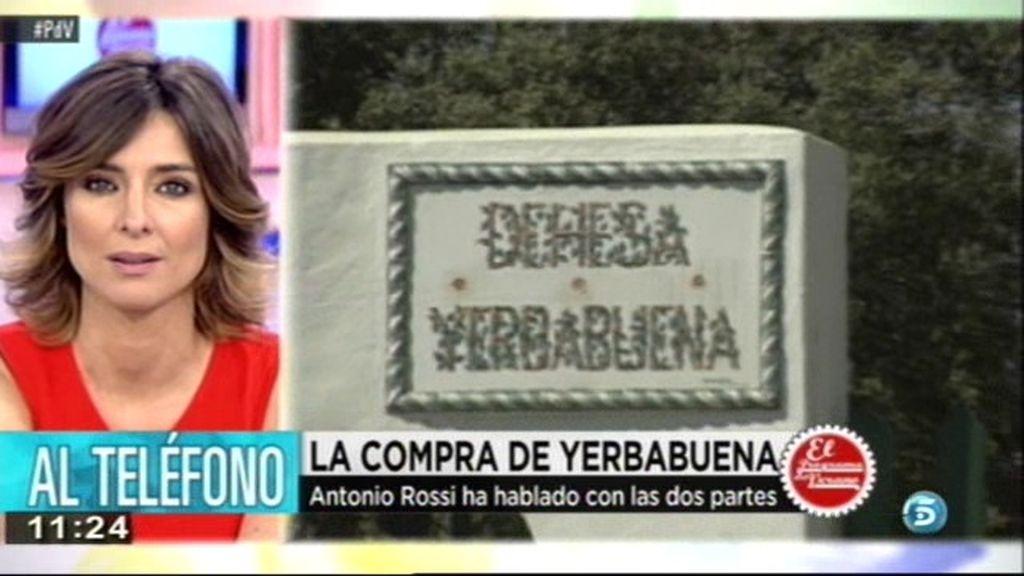 Ortega Cano podría haber vendido la finca de 'Yerbabuena' que era de Rocío Jurado