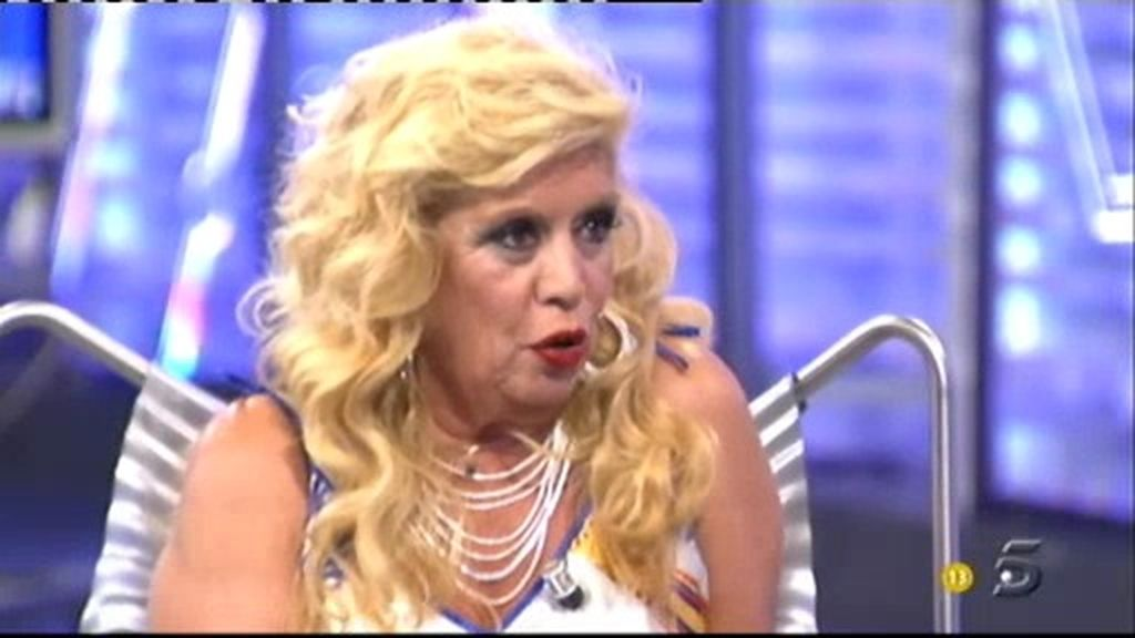 María Jiménez niega los rumores