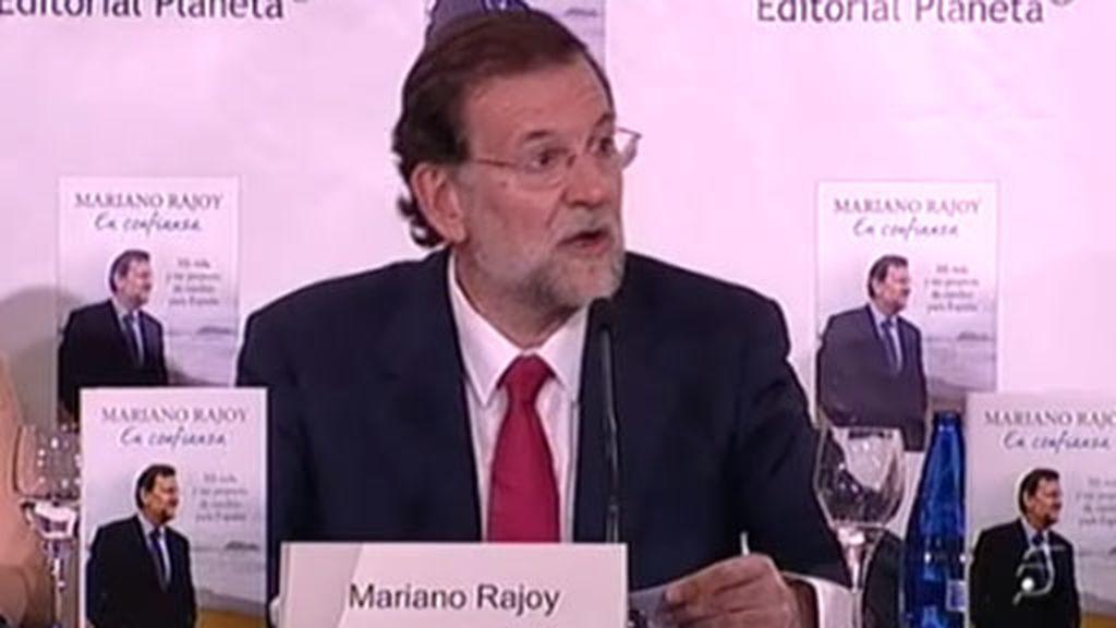 Rajoy presenta 'En Confianza'