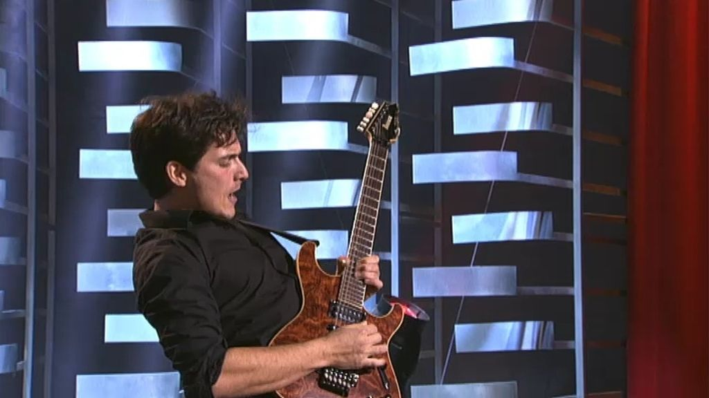 Gastón, guitarrista argentino