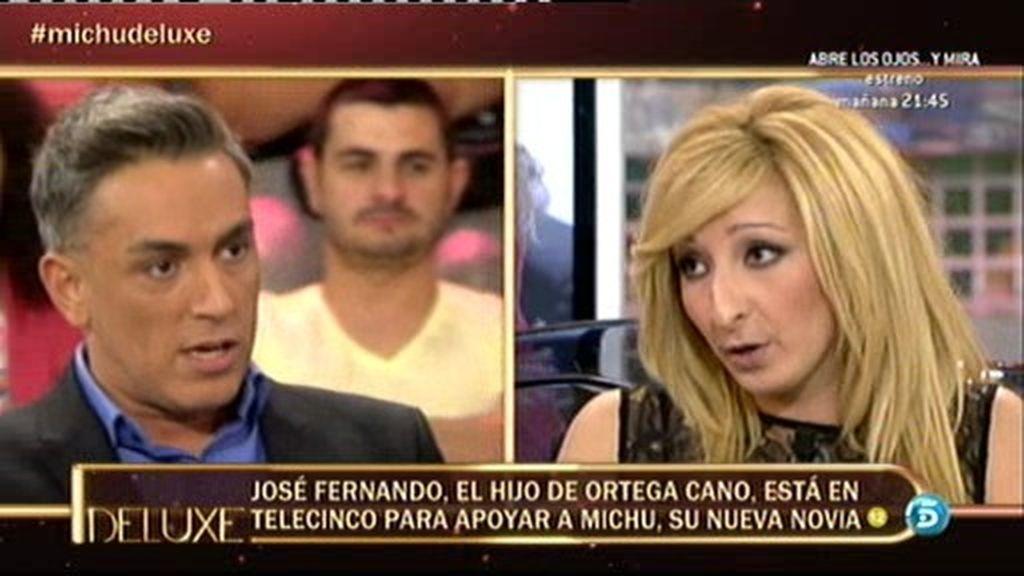 """Michu, novia de José Fernando: """"Jamás he ejercido la prostitución"""""""